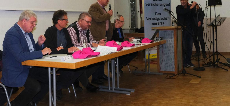 Infoveranstaltung Rheine