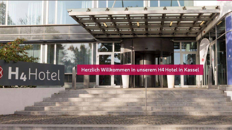 Kassel H4 Hotel