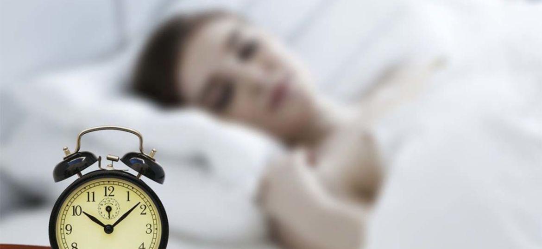 verschlafen